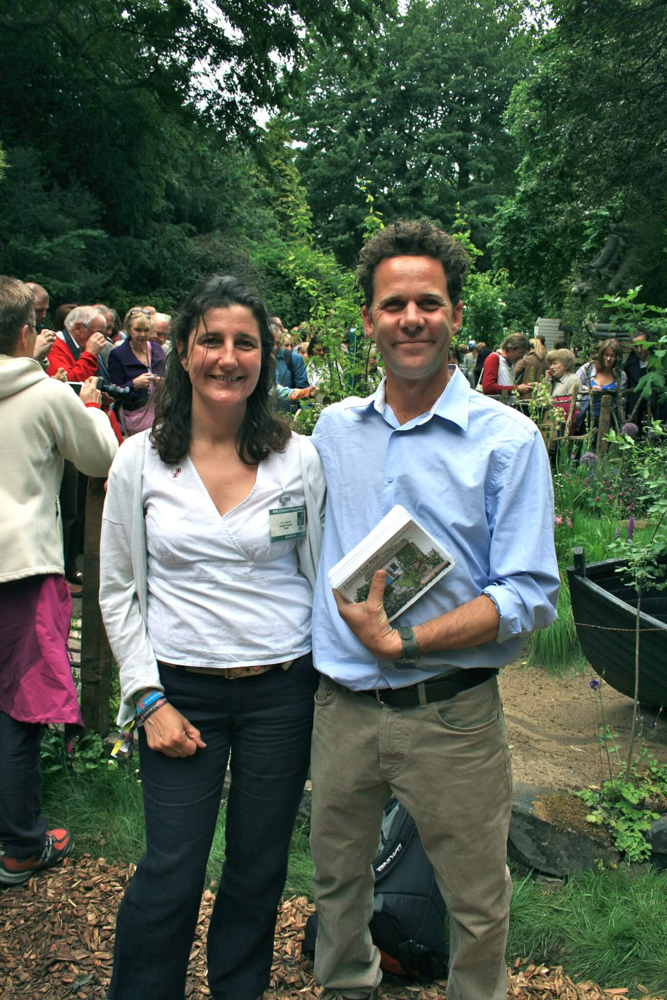 J And S Scapes In Buckinghamshire Win Gold At Chelsea Flower Show