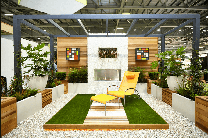 GRAND DESIGNS LIVE 2013 J & S Scapes designer Christine Wilkie wins garden designer of the year