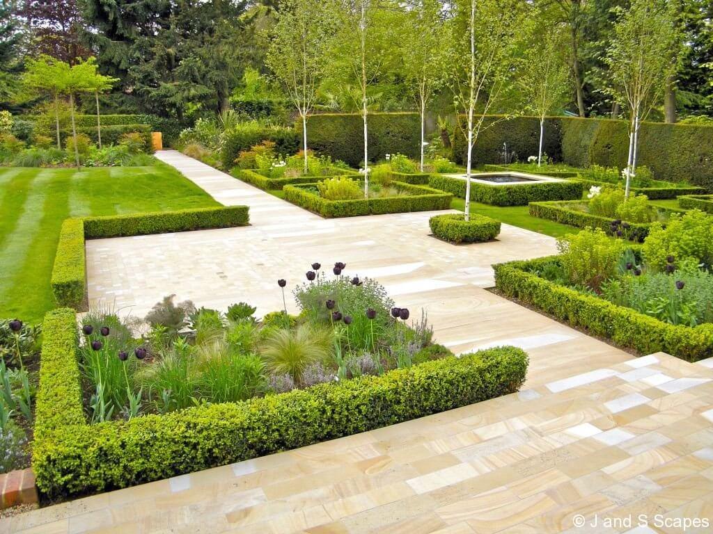 2009 BALI award for domestic garden construction £100-£250k