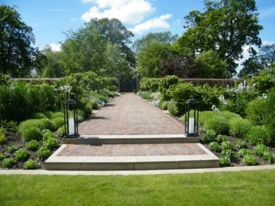 J&S Scapes Walled Garden 5